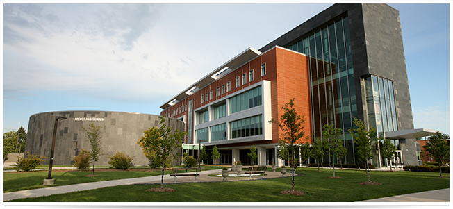 Central Michigan University College of Education Building