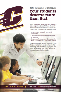 CMU MA LDT Advertisement (March 2019)