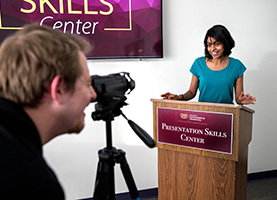 Presentation Skills Center