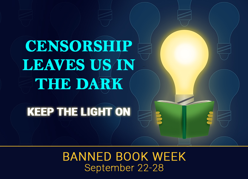 Banned Book Week Blog Image