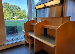 Library Carrel
