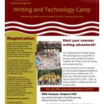 CRWP Summer MS Brochure 2016