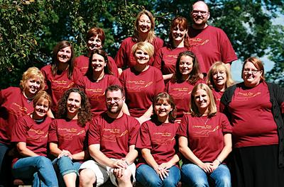 CRWP 2009 Summer Institute Group Photo