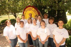 CRWP 2011 Summer Institute Group Photo
