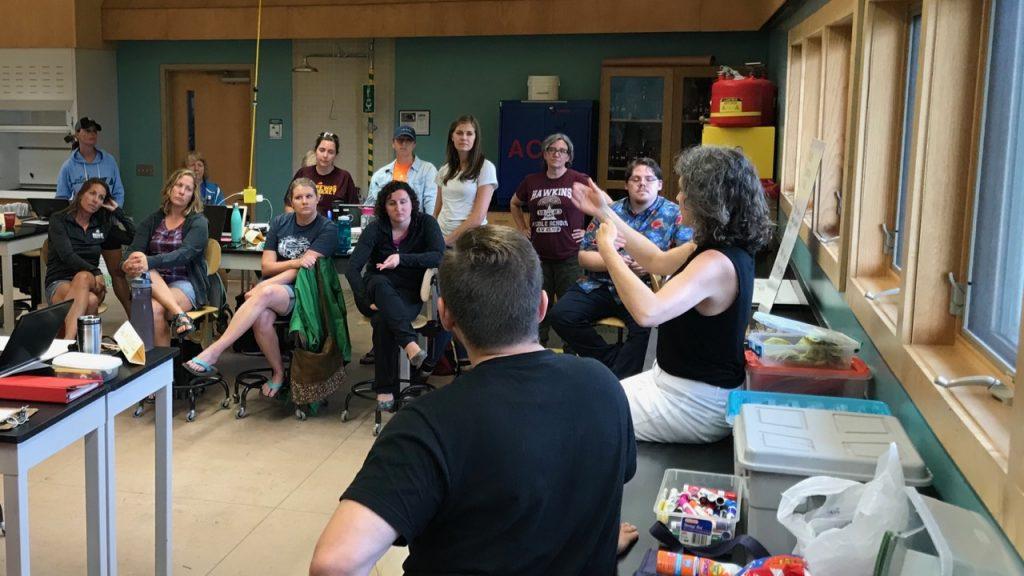 Beaver Island Classroom (2018)